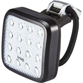 Knog Blinder MOB Kid Grid ajovalo Valkoinen LED, white/black